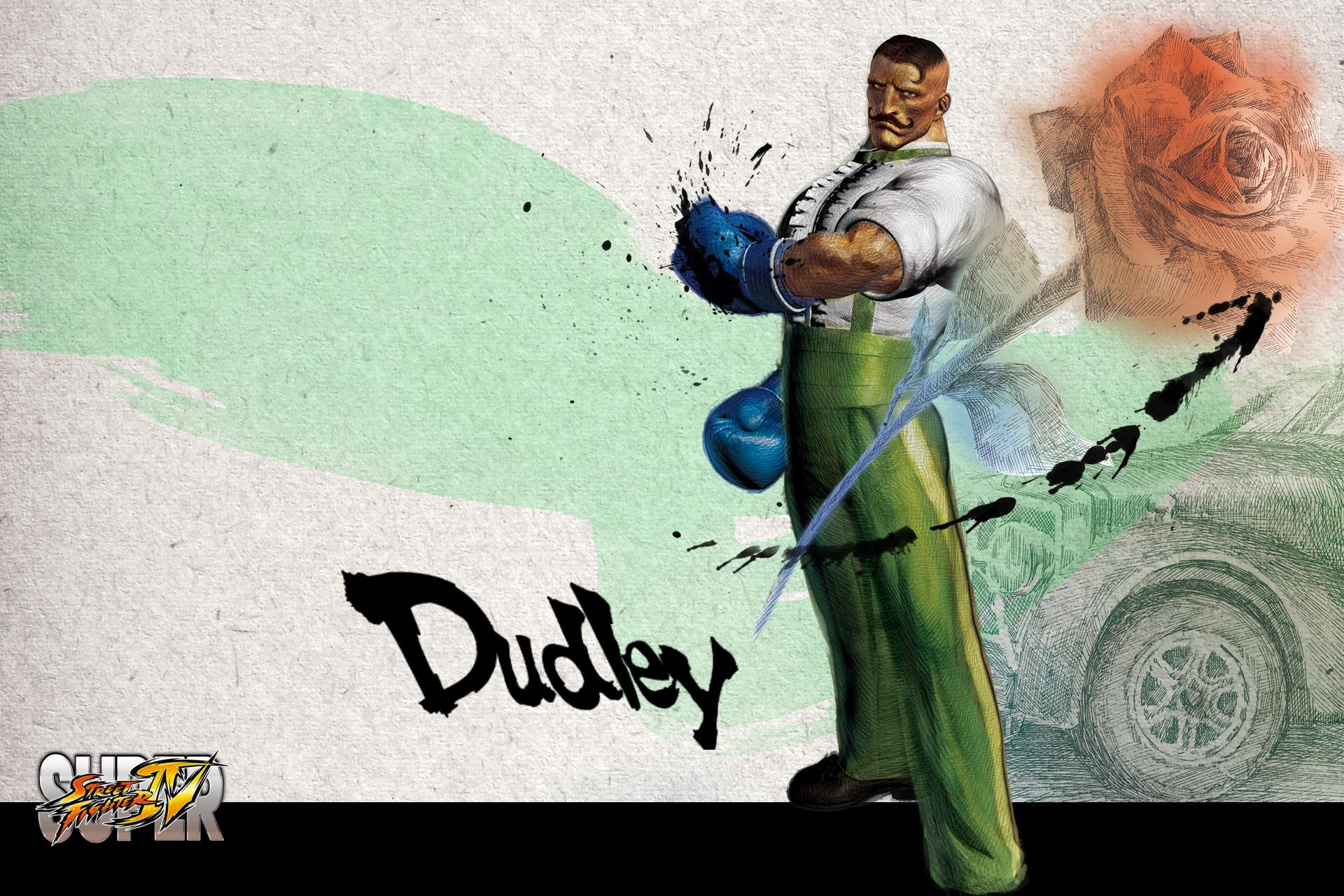 Обои Street Fighter Dudley