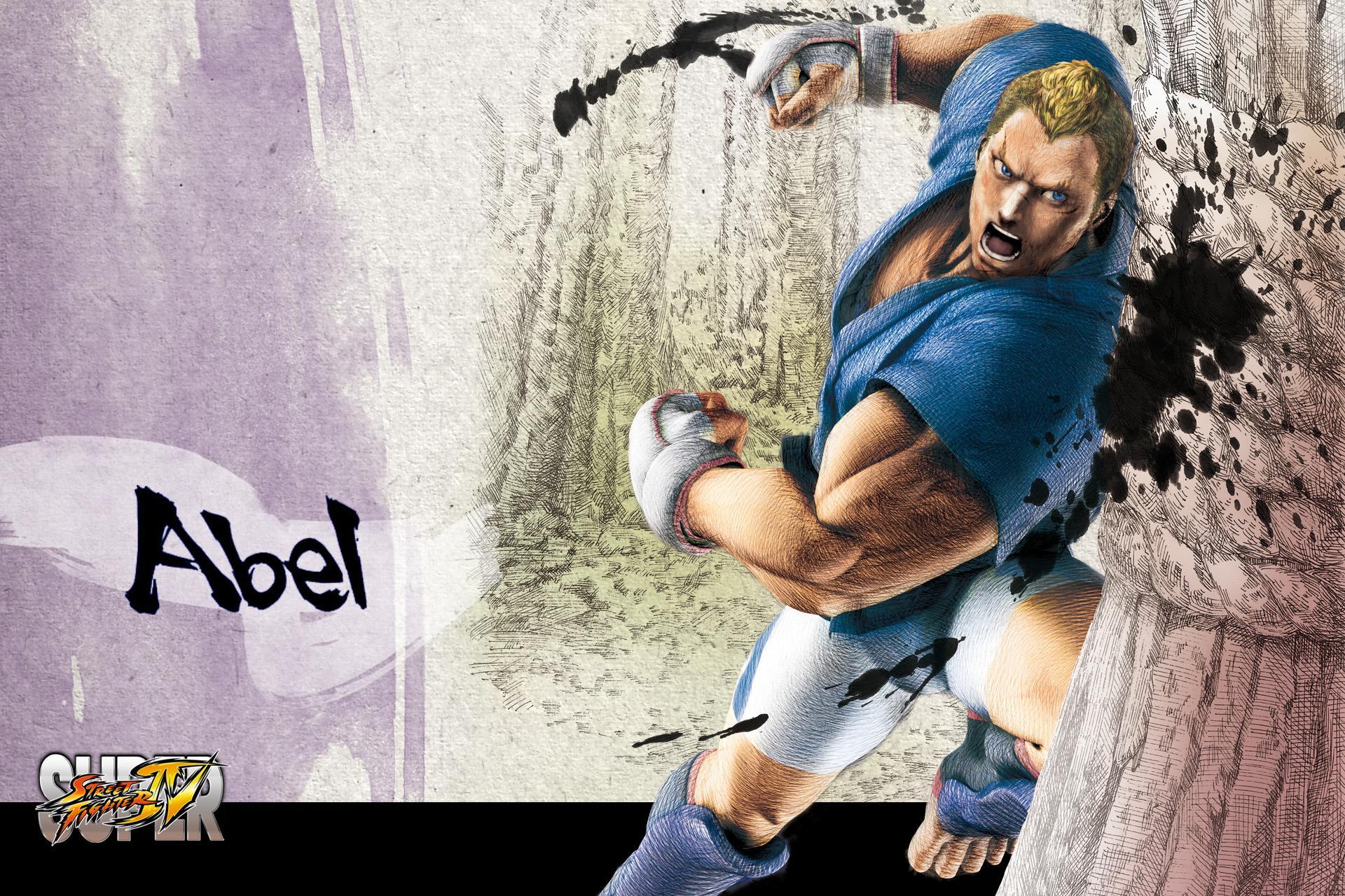 Обои Street Fighter Abel