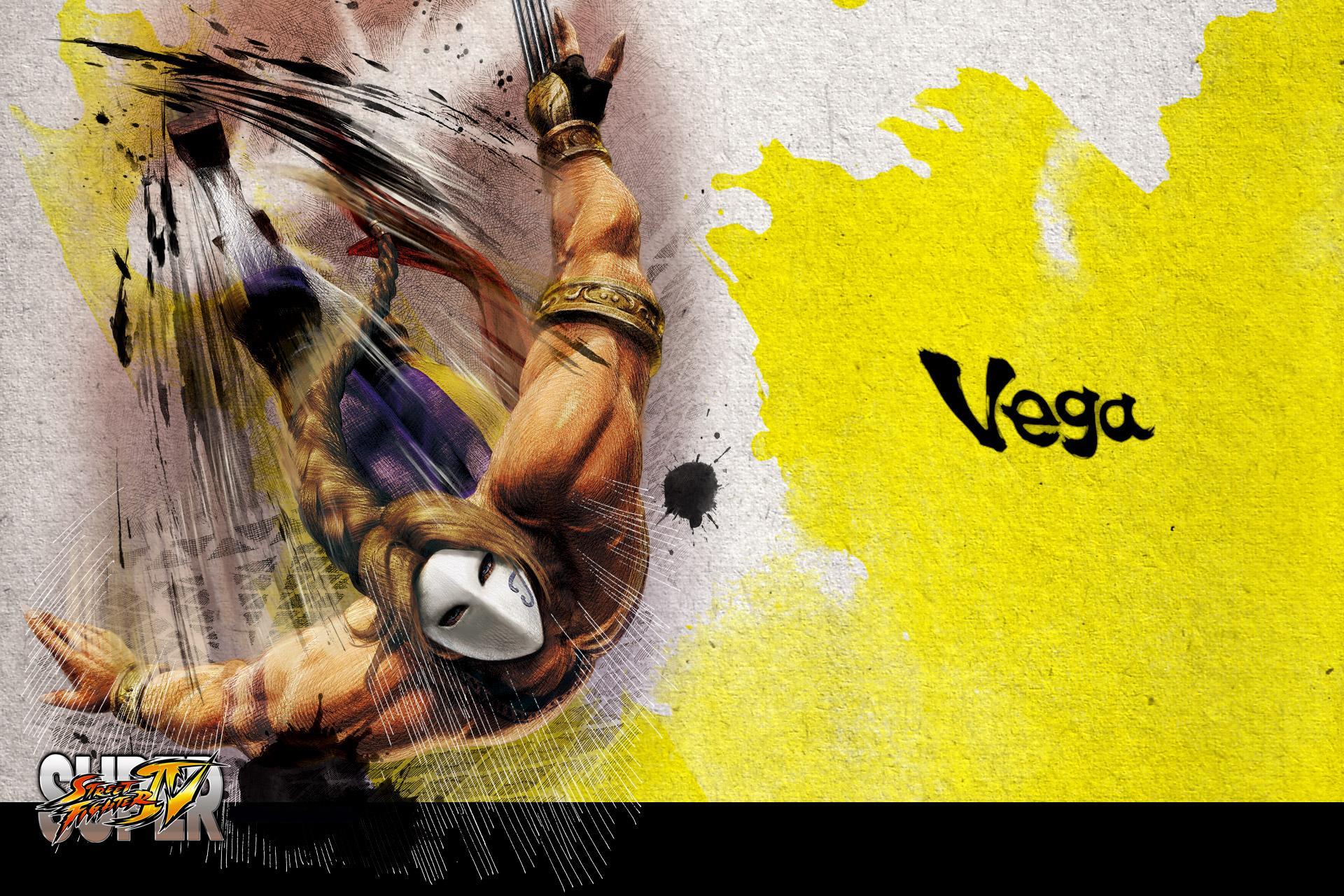 Обои Street Fighter Vega
