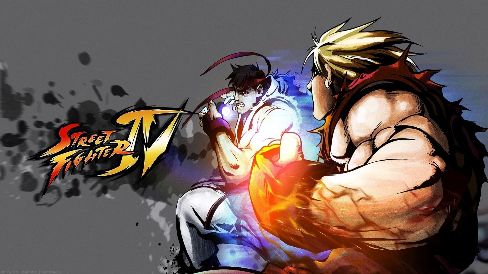 Обои Street Fighter IV