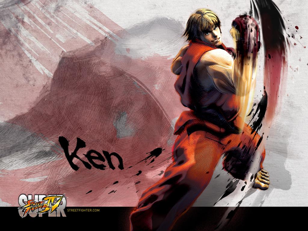 Обои Street Fighter Ken