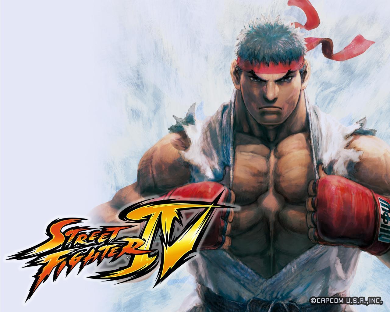 Обои Street Fighter Кикбоксер