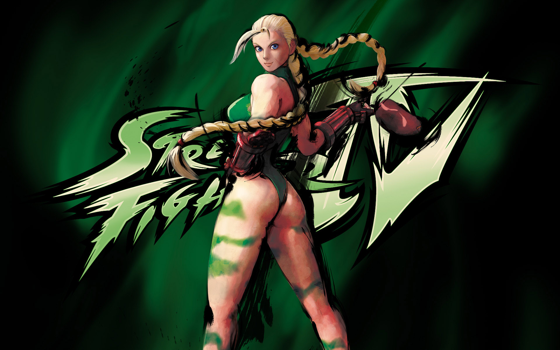 Обои Street Fighter IV Девушка 2