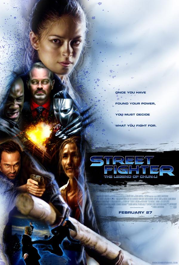 Фильм Уличный боец (Стритфайтер) (2009)