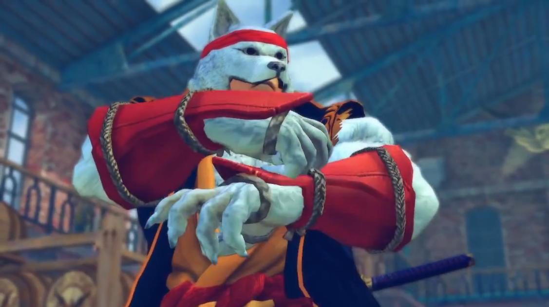 Ultra Street Fighter 4 дикие костюмы трейлер