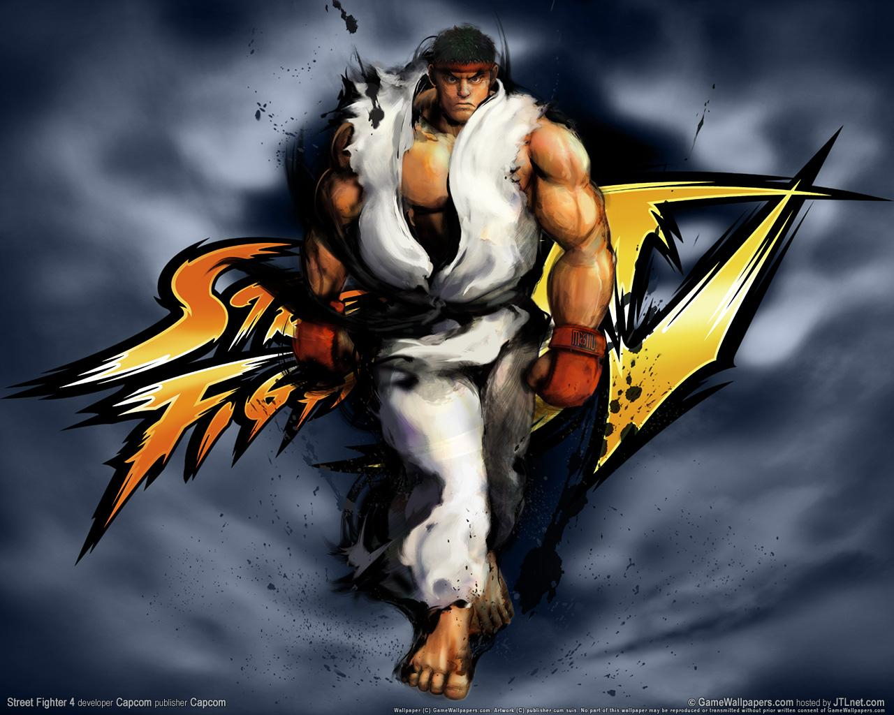 Обои Street Fighter IV Боксер